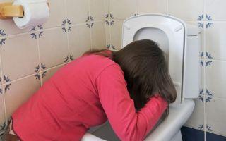 Промывание желудка при тяжелых отравлениях