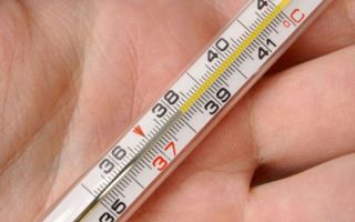 Что делать, если поднялась температура при отравлении