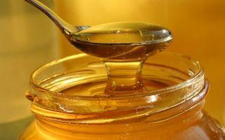 Отравление мёдом