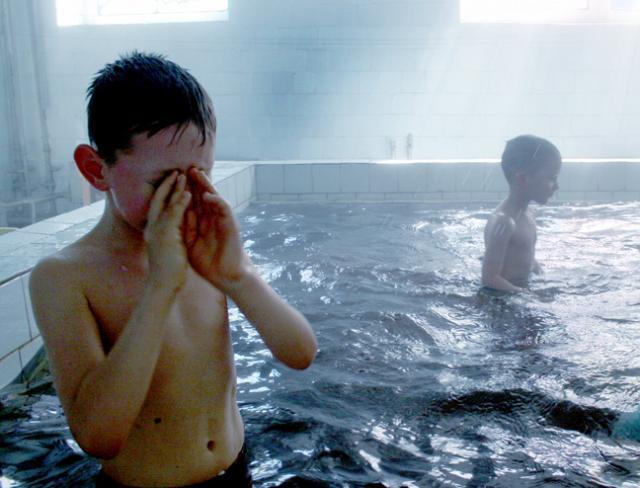 отравление хлоркой в бассейне