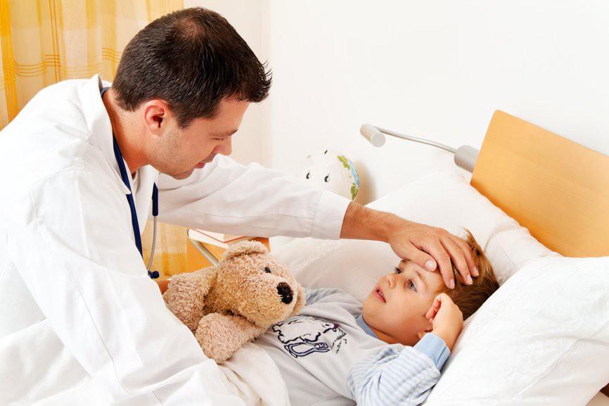 лечение ребенка от отравления