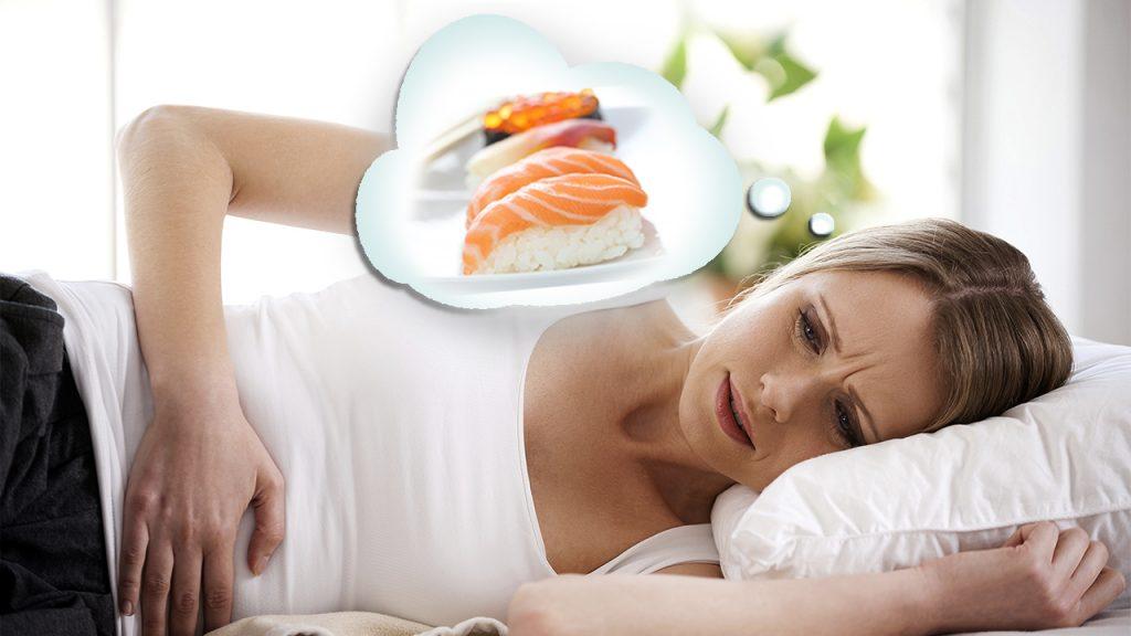отравление при беременности