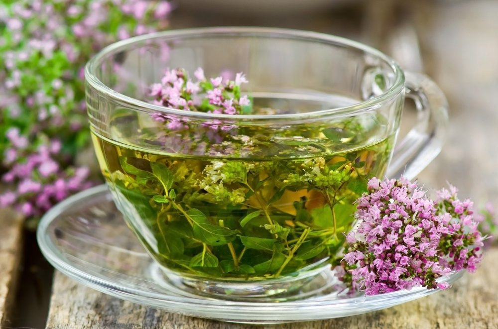 Травяной чай для желудка