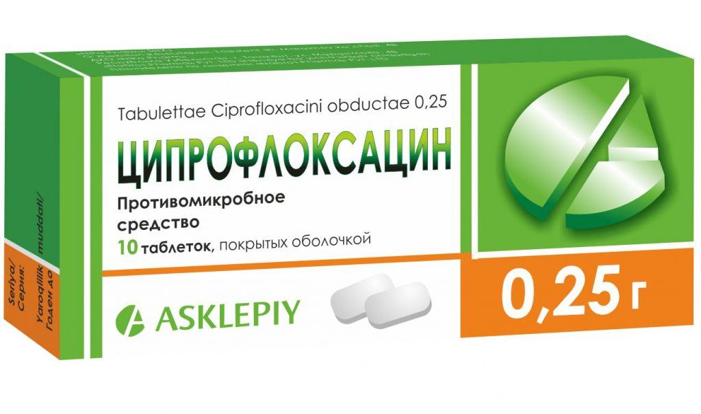 Фторхинолоны при беременности