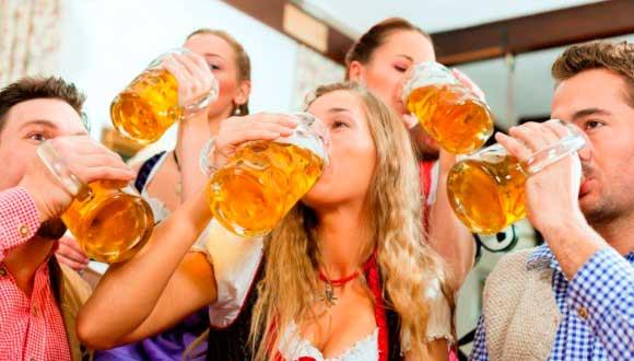 аллергия на пиво как проявляется