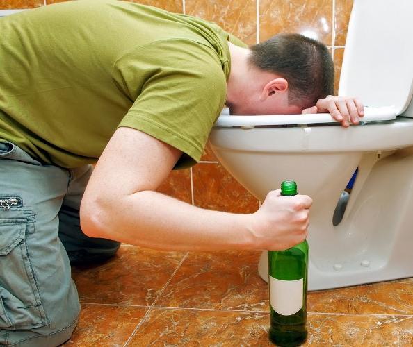 Тошнит после пьянки что выпить