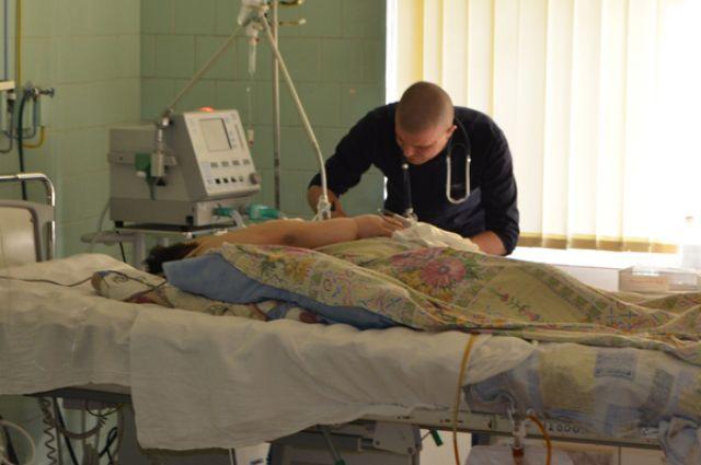 лечение тяжелых отравлений в больнице