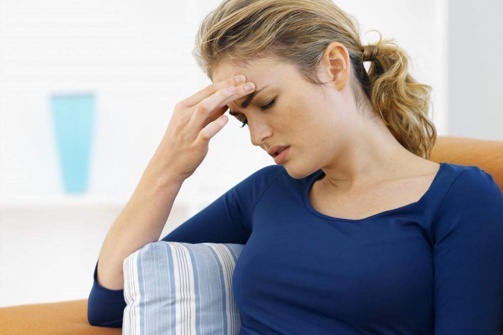головная боль при отравлении
